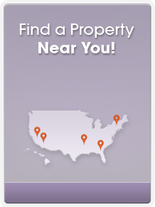 Find a property near you! Location Finder